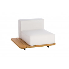 Point Pal Loungesofa Modul links 92 cm, mit Ablagefläche