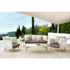 Point Loungesofa Dreisitzer Arc