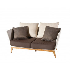 Point Loungesofa Zweisitzer Arc