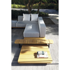 Point Pal Loungetisch • Plattform 138 × 138 cm