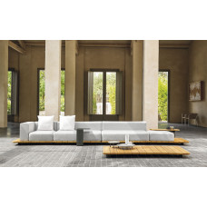 Point Pal Loungetisch • Plattform 246 × 92 cm