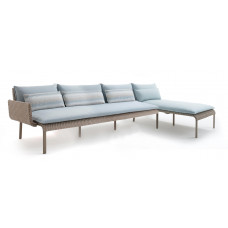 Key West Loungesofa 307 × 152 cm von Roberti