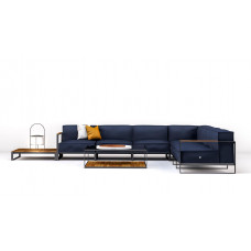 Röshults Garden Moore Loungesofa Endmodul links