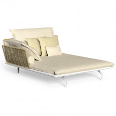 Talenti CRUISE Alu Chaiselongue Modul links • inkl. Polster