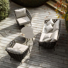 Vincent's Garden Leo Outdoor Loungesessel