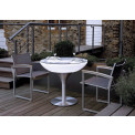 Esstisch Lounge Outdoor H75 cm