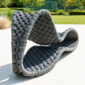 Alexander Rose Cordial 5 Surf Loungeliege I WIDE ROPE