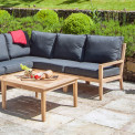 Alexander Rose Roble • Loungesofa Endmodul (sitzend) links Tivoli