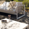Andreu World Sand Loungetisch • Outdoor Kaffeetisch