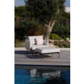 Barlow Tyrie Layout Loungehocker • Gartenhocker