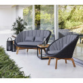 Cane-line Peacock Loungegruppe