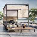 Gloster Lodge Cabana Loungeliege