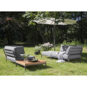 Houe Level Loungegruppe • Houe Gartensofa