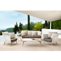 Point Outdoor Loungegruppe Arc
