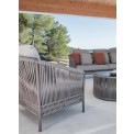 Point Weave Loungesessel 81 cm