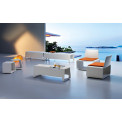 Roberti Hamptons Outdoor Loungegruppe