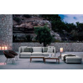 Roda Double Gartensofa • Outdoor Loungegruppe