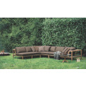 Roda Network Outdoor Loungegruppe