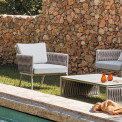 Sifas Basket Outdoor Loungegruppe
