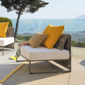 Sifas Kalife Outdoor Loungesessel