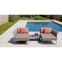 Sifas Komfy Outdoor Loungegruppe