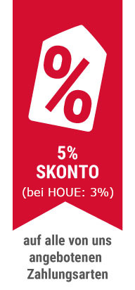 5% Skonto