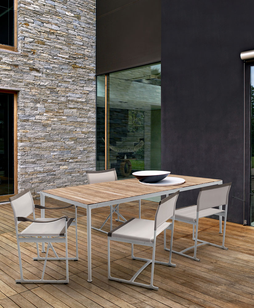 Essgruppe #6 - B&B Italia Mirto Outdoor